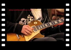 Joe Bonamassa and his Skinner Burst at Rumble Seat Music