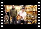 Joe Bonamassa at Norman's Rare Guitars