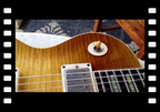 "Original 1960 Gibson Les Paul Standard ""Burst""   Refinished by Historic Makeovers in 2012."