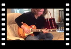 "J.D. Simo playing 1959 les paul ""red eye"""