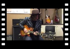 J.D. Simo playing Angel, a 59 burst...