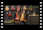 JD Simo playing a 1958 Gibson Les Paul Standard - Sunburst at GuitarPoint Maintal