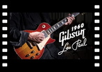 1960 Gibson Les Paul Standard owned by Ed King