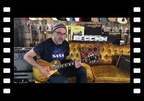 Greg Koch Plays 1959 Les Paul Standard (Danger Burst) #2