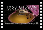 """Pick of the Day"" - 1958 Gibson Les Paul Gold Top and 1979 Marshall JMP Mk2"