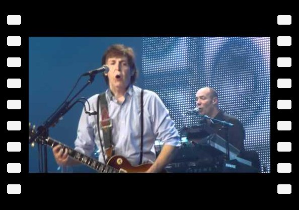 Paul McCartney - I've got a Feeling (Cologne, 2011)