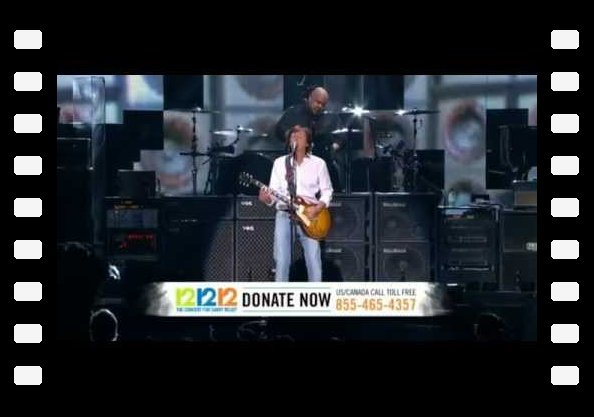 Paul McCartney - 12 12 12 Concert Performance [3/3]